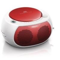 harga Philips Az100 Boombox Dilengkapi Cd + Fm Radio Tokopedia.com
