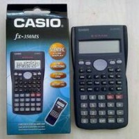 Kalkulator Scientific 2 Line Display Fx-350ms