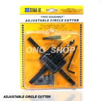 Adjustable Circle Cutter (30-120 Mm)