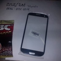 Screen Glass (Kaca Luar LCD) SAMSUNG Galaxy S3 (GT-i9300)