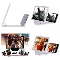 Jual Kaca Pembesar Layar Smartphone / 3D Enlarge Screen Magnifier Stand Murah