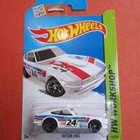 Hot Wheels DATSUN 240Z Putih