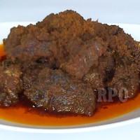 Rendang Padang Online Daging Sapi Kemasan 300 Gram