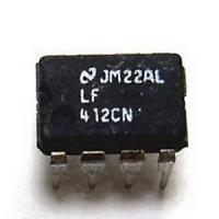 KOMPONEN IC LF412
