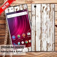 harga Garskin/skin Infinix Hot 2 X510 New Original - Wood White Tokopedia.com