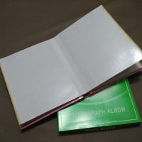 Album Foto Murah Ukuran Lebar 10R 20 Lembar Elegan Magnetik