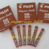 PILOT PENCIL LEAD / ISI PENCIL PILOT 0.5 2B