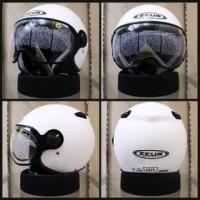 harga Zeus 210 White - Helm Retro Import Tokopedia.com