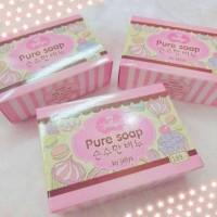 PURE SOAP JELLYS VERSI MURAH