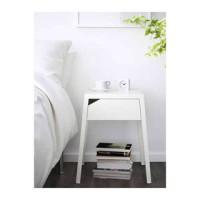 Ikea Selje Meja samping tempat tidur