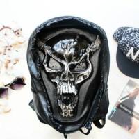 harga Tas Ransel Unik Skull Tengkorak 3d Kode Sb 004 Tokopedia.com