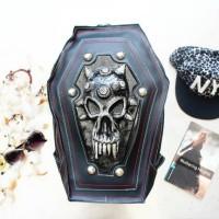 harga Tas Unik Ransel Tengkorak Skull Kode Sb 002 Tokopedia.com