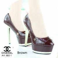 Jual High Heels Import Pump Shoes,Stilleto, vintage,casual pesta MC039 Murah