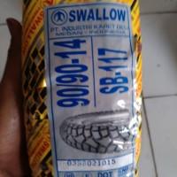 harga Ban Semi Cross Matic Swallow SB117 Street Enduro 90/90 - 14