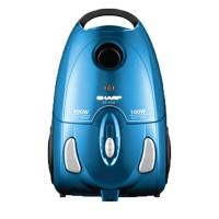 Sharp Vacuum Cleaner Low Wattage EC-8305-B - Biru
