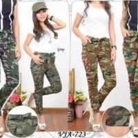 Suplier Baju Terlengkap Armi Loreng Pants CL1765