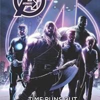 Avengers Time Runs Out Vol 1 HC - Jonathan Hickman Marvel Comic Komik