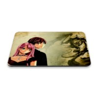 MOUSEPAD ANIME ROSARIO VAMPIRE COUPLE