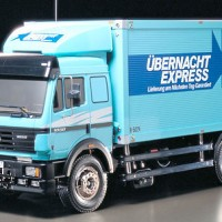 harga 56307 Tamiya Mercedes Benz 1850L Truck Kit Tokopedia.com