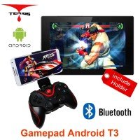 Bluetooth Gamepad Android + Holder T3 with Lion Bat. Terios T3 PQSP