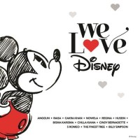 CD We Love Disney Indonesia Edition