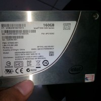 SSD INTEL Solid State 160GB [320 Series]