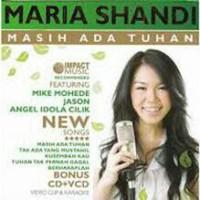 CD + DVD MASIH ADA TUHAN (Maria Shandi)