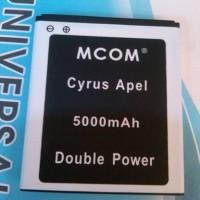 baterai cyrus apel