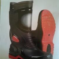 harga Sepatu Safety Rider Sejati Ap Boot Moto 3 Tokopedia.com