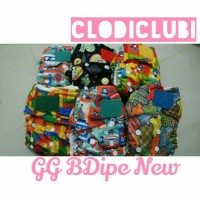 harga Clodi Gg Bdipe New Motif Tokopedia.com