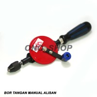 Bor Tangan Manual Alisan