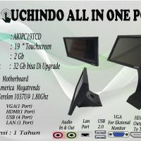 All In One PC Touchscreen Touchindo AIOPC19TCD