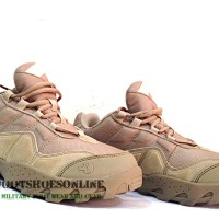 """Sepatu esdy punisher 4"""" tactical low boots import"""