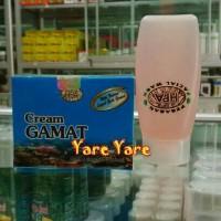 Cream gamat emas + pegagan facial wash HPA