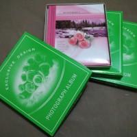 Album Foto Murah Elegan Lebar Ukuran 10R isi 20 Lembar