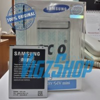 Baterai Battery Samsung Galaxy S4 Mini I9190 Original Sein 100%