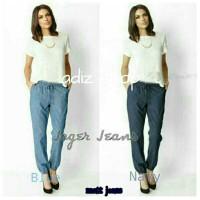 harga Jogger Jeans Pants, Celana Jogger Jeans, Joger Jeans Wanita Tokopedia.com