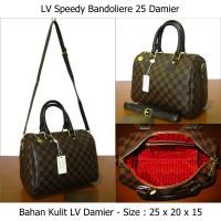 Toko online jual tas Louis Vuitton LV Damier murah untuk wanita