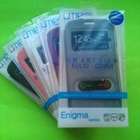UME Samsung Galaxy Grand 2 G7106 Smart View Folio / Flip Cover Enigma