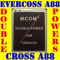 Baterai Batrai Batere Batre Evercoss Cross A88 M Com