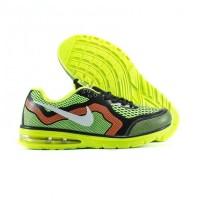 Sepatu Running Nike Air Max Lunareclipse 3 II Hijau Hitam