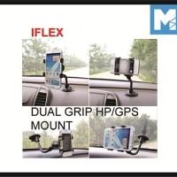 harga PEGANGAN HP / GPS IFLEX DUAL GRIP HANDPHONE/GPS MOUNT B32 Tokopedia.com