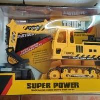harga Rc Excavator Super Power Tokopedia.com