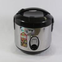 Rice Cooker 1L Sanken RC - SJ 135 SP Murah Stainless