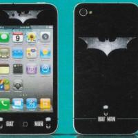 harga Garskin Batman Screenguard Protector Iphone 4 & 4s Tokopedia.com