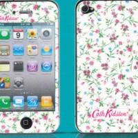 harga Garskin Cath Kidston Screenguard Protector Iphone 4 & 4s Tokopedia.com