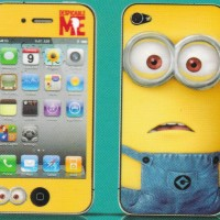 harga Garskin Minion Minions Screenguard Protector Iphone 4 & 4s Tokopedia.com
