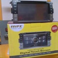 Head Unit Double Din OEM for Rush & Terios