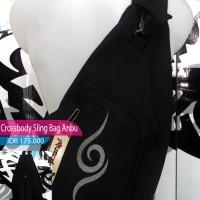 Crossbody Sling Bag Anbu Konoha Naruto