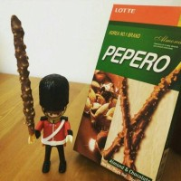 Jual Pepero Chocolate Almond Murah